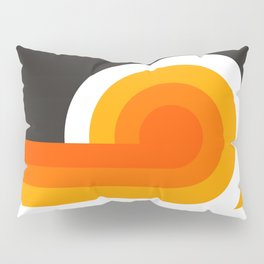 Flame Looper Pillow Sham