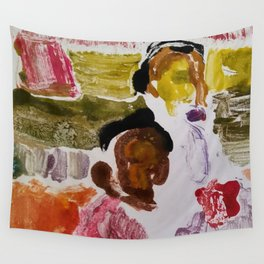 Bronx Cousins Wall Tapestry