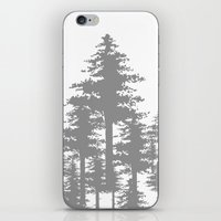 forrest iPhone & iPod Skins featuring Forrest by Dan Parker