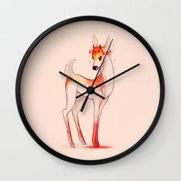 Bedeerlia Du Maurier Wall Clock