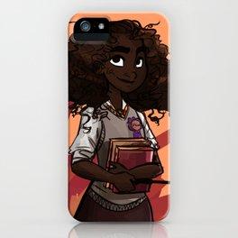 Hermione iPhone Case
