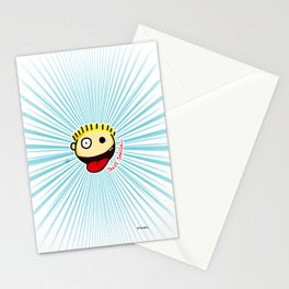 The Sbirù - Just Smile... Stationery Cards