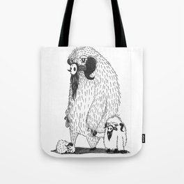 A Mother's Rage Tote Bag