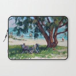 Made in the Shade — Sarasota, Florida Laptop Sleeve
