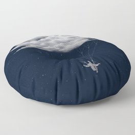 Skydiving Floor Pillow
