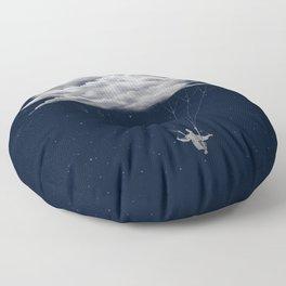 Skydiving Floor Pillow