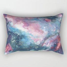 Nebula Sky Rectangular Pillow