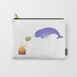 Toasting Marshmallows Carry-All Pouch