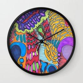 Pattern Dream Wall Clock