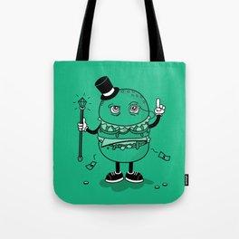 McWealthy  Tote Bag