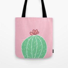 Cute Cactus (Series 2/3) Tote Bag