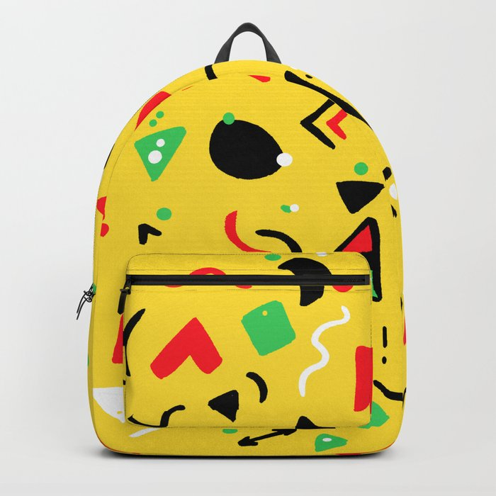 Color and shapes Backpack