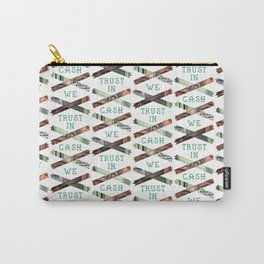 IN CASH WE TRUST Carry-All Pouch