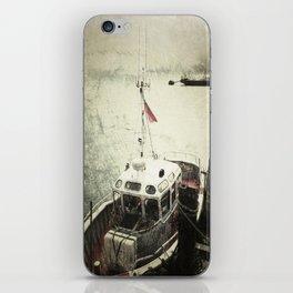 Overcast iPhone Skin