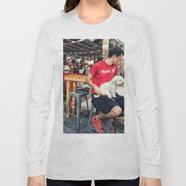 Cozy spot Long Sleeve T-shirt