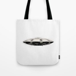 Flying Saucer - UFO Tote Bag