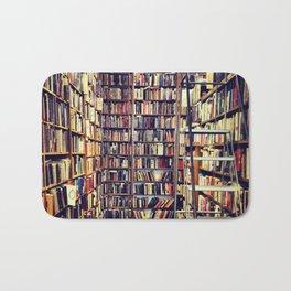 Books Bath Mat