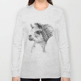 Wooly Llama Long Sleeve T-shirt