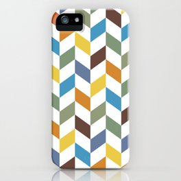 Abstract 19-02 iPhone Case