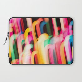 Neon Worms Laptop Sleeve