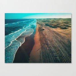 Stockton Sand Dunes Canvas Print