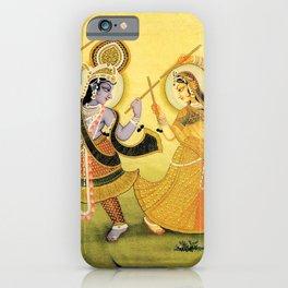 Krishna - Hindu iPhone Case