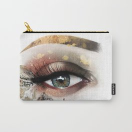 Autumn in your eyes Carry-All Pouch