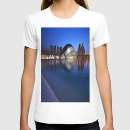 Arts and Science Museum Valencia T-shirt