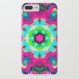 Psychedelic Mandala - Phone Cases Only iPhone Case
