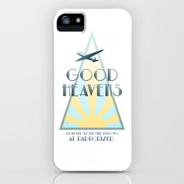 Good Heavens! iPhone Case
