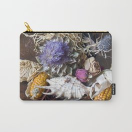 FLORAL STILL LIFE - Autumn Feeling  Carry-All Pouch