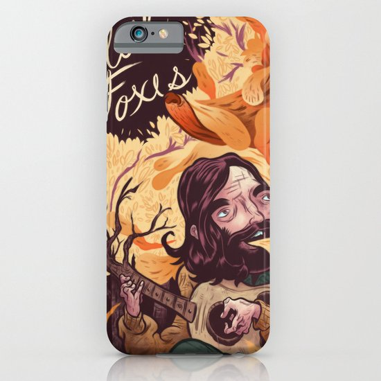 Fleet Foxes Poster iPhone & iPod Case