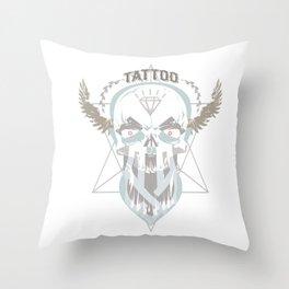 Tattoo You. Throw Pillow