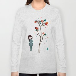Tree of petals Long Sleeve T-shirt