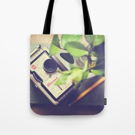 Time for thoughts and creativity Tote Bag