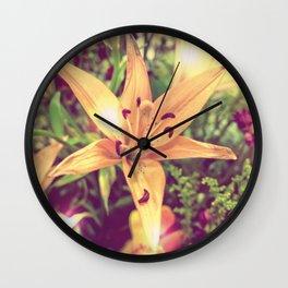 Magical Moment Wall Clock