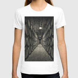 World of barrels T-shirt