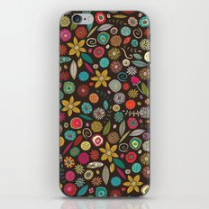 daffodil pop iPhone Skin