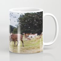 marauders Mugs featuring Mr Prongs and other Marauders by Gioia De Antoniis