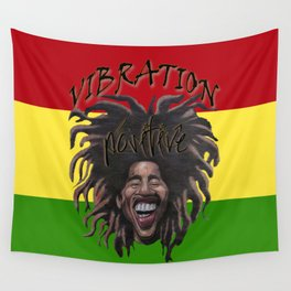Vibration Positive Wall Tapestry