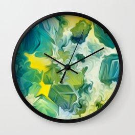Mineral Series - Andradite Wall Clock