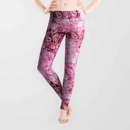 Peonies Leggings