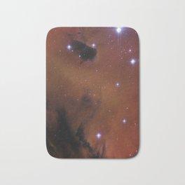 Star Cluster IC 1590 Bath Mat