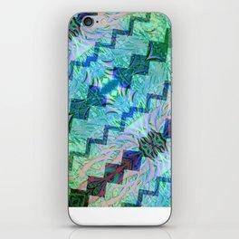 Frond Zig iPhone Skin