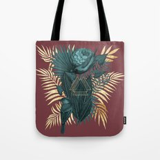 Forest Bird Tote Bag