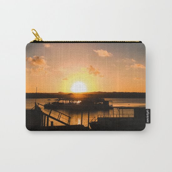 Sun is Going Down Carry-All Pouch