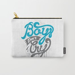 Boys Don't Cry Carry-All Pouch