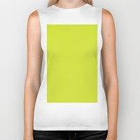 pear Biker Tanks featuring Pear by List of colors