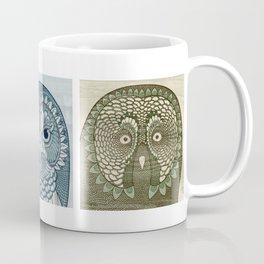 Owlustrations 2 Coffee Mug