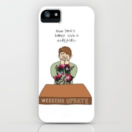 Stefon iPhone Case